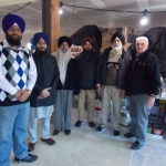 Sikh congregation donates money to Bread for Life