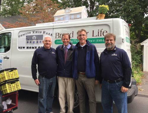 Bread for Life at Apple Harvest Parade