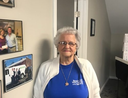 Volunteer of the Month – February 2018