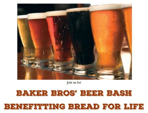Baker Bros' Beer Bash Benefitting Bread For Life
