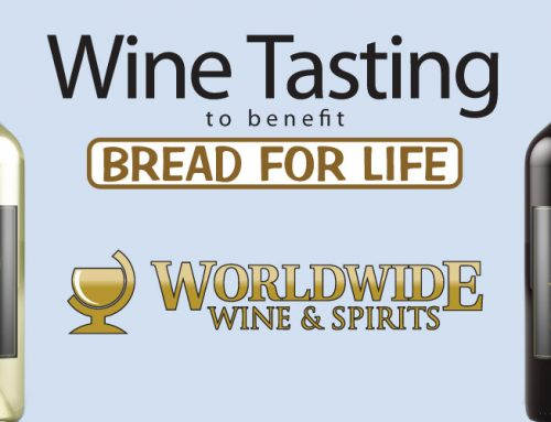 Wine Tasting to benefit Bread for Life
