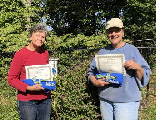 Bread for Life – Volunteer of the Month